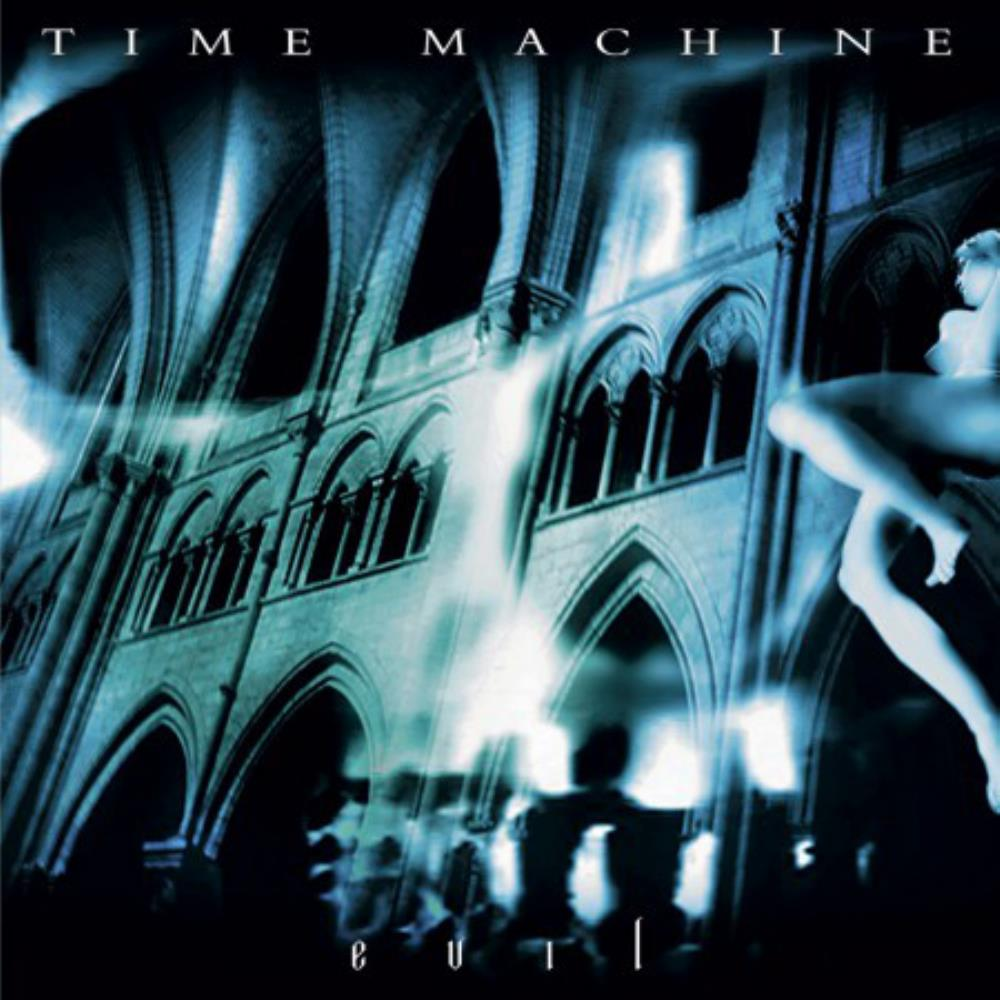 Evil by TIME MACHINE album cover