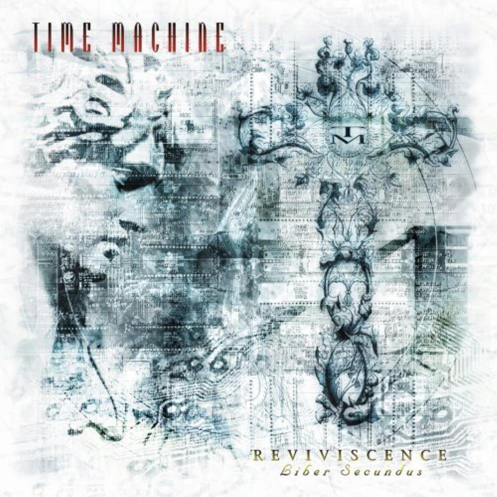 Reviviscence by TIME MACHINE album cover