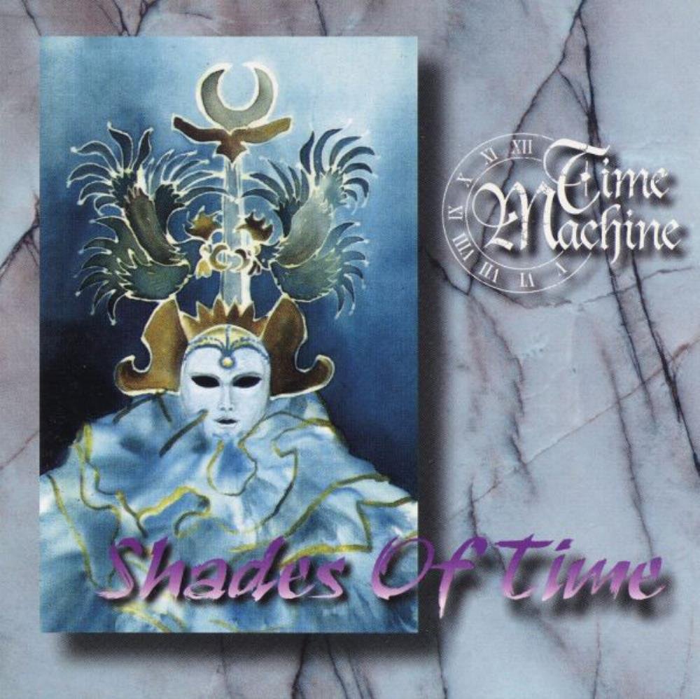 Shades of Time by TIME MACHINE album cover
