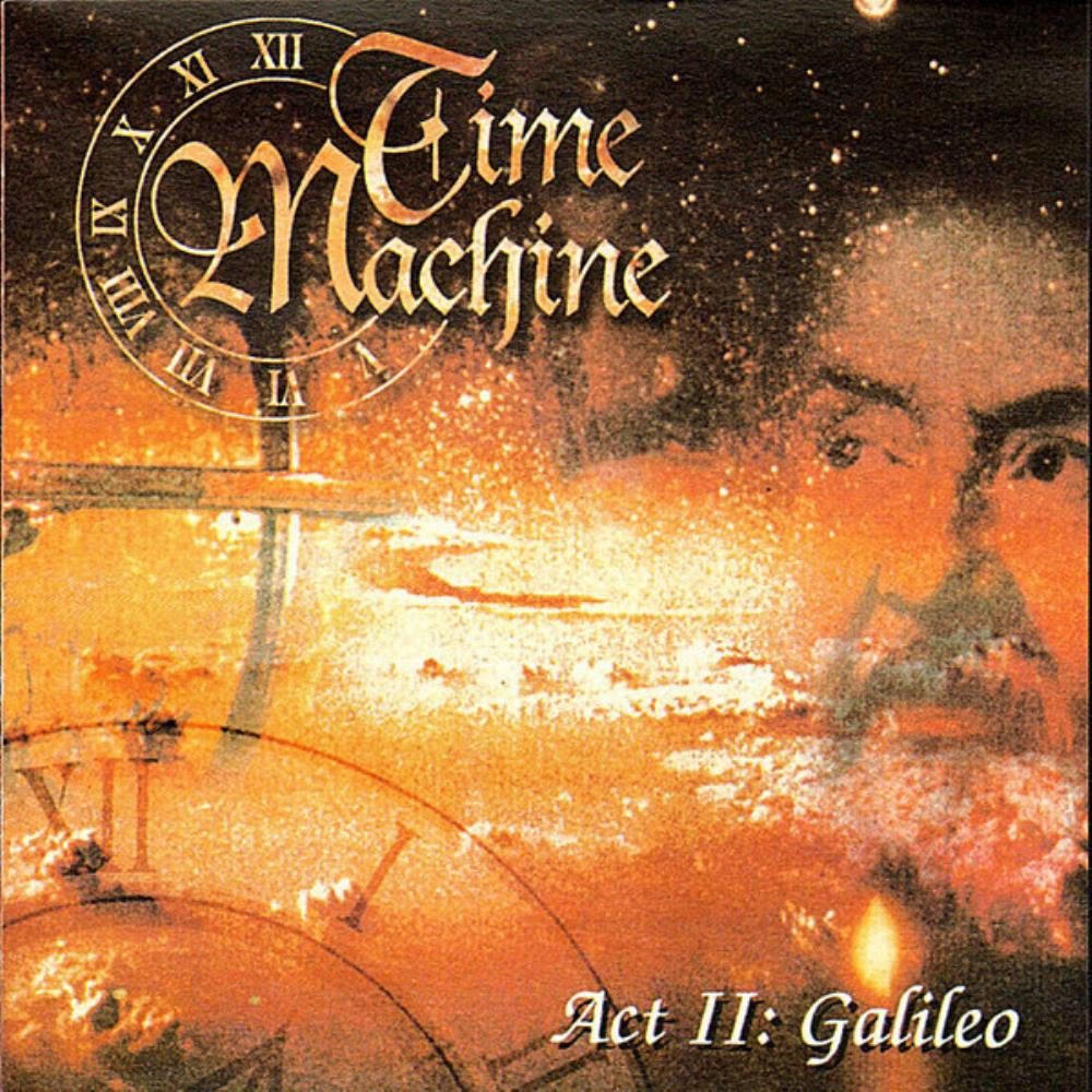 Act II: Galileo by TIME MACHINE album cover