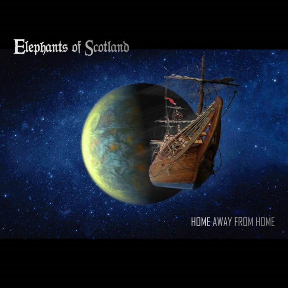 Home Away From Home by ELEPHANTS OF SCOTLAND album cover
