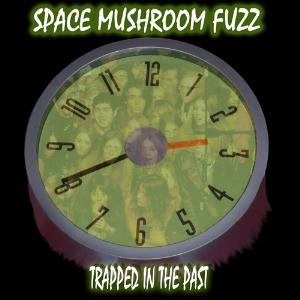 Space Mushroom Fuzz Trapped In The Past album cover