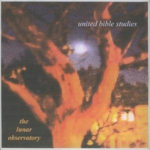 United Bible Studies The Lunar Observatory album cover