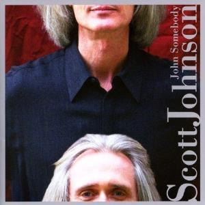 Scott Johnson John Somebody album cover