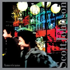 Scott Johnson Americans album cover