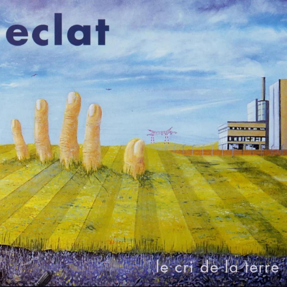 Le Cri De La Terre by ECLAT / ECLAT DE VERS album cover