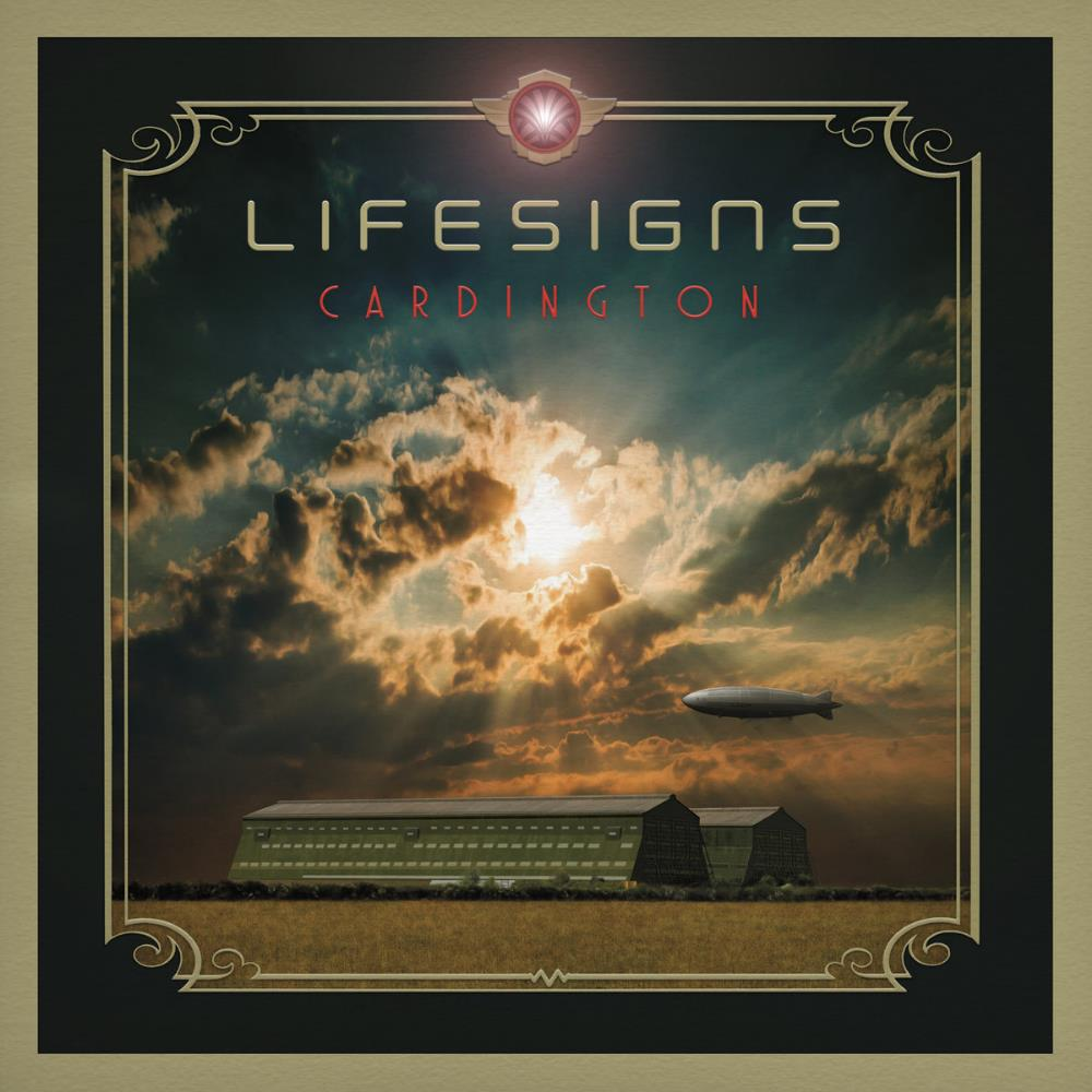 Cardington by LIFESIGNS album cover