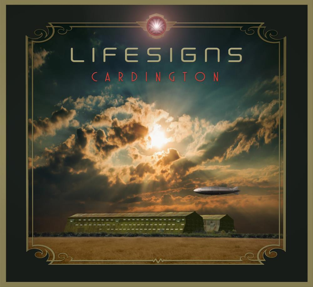 Lifesigns Cardington album cover