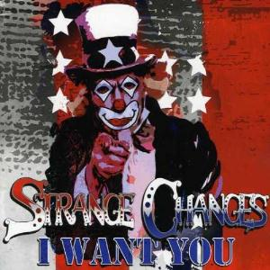 Strange Changes I Want You album cover