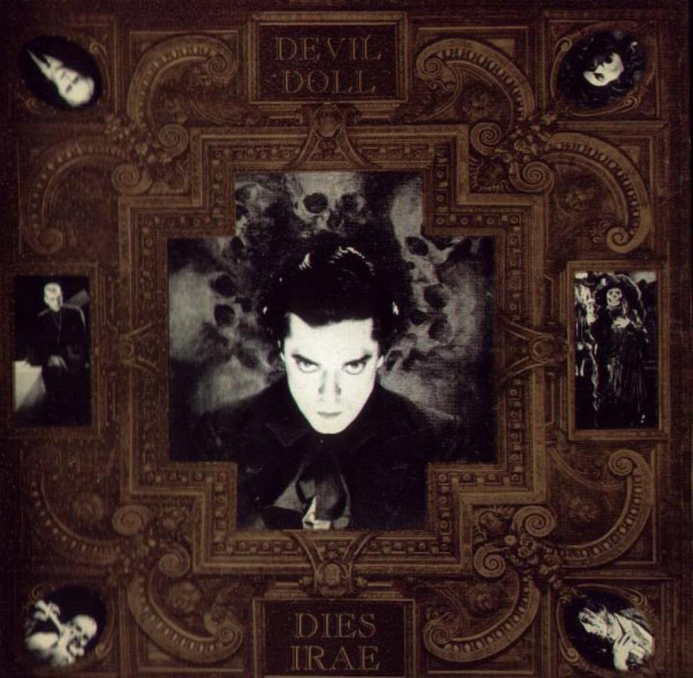 Devil Doll - Dies Irae CD (album) cover