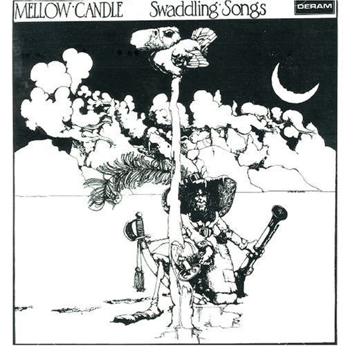 Mellow Candle - Swaddling Songs CD (album) cover