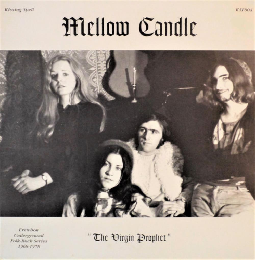The Virgin Prophet by MELLOW CANDLE album cover