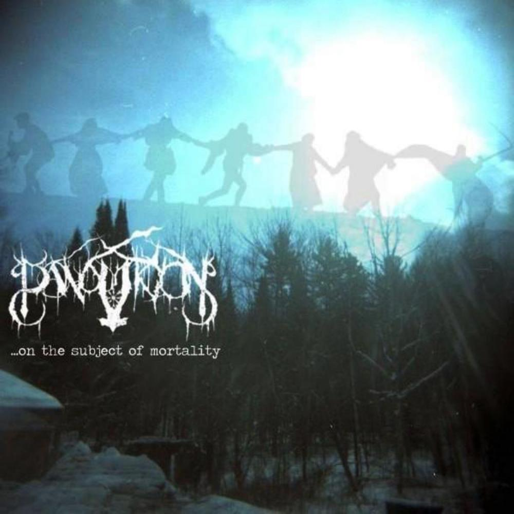 Panopticon On The Subject Of Mortality album cover