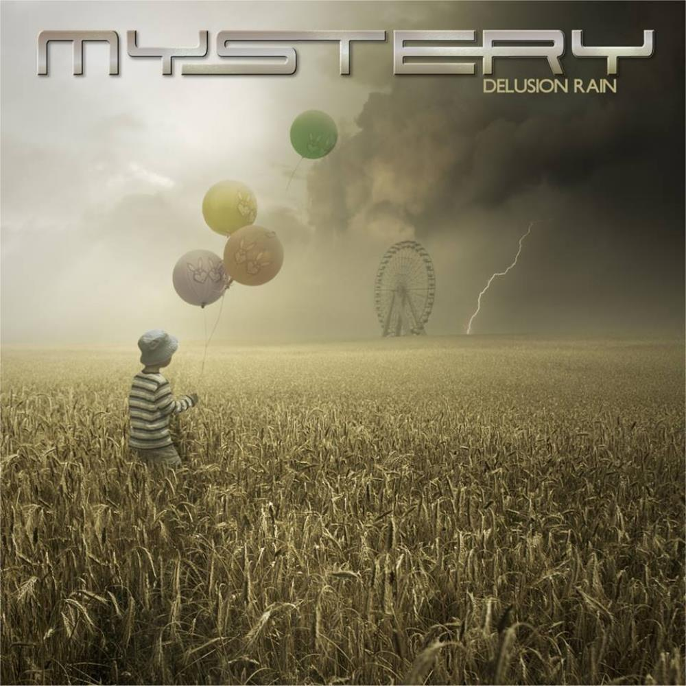 Delusion Rain by MYSTERY album cover