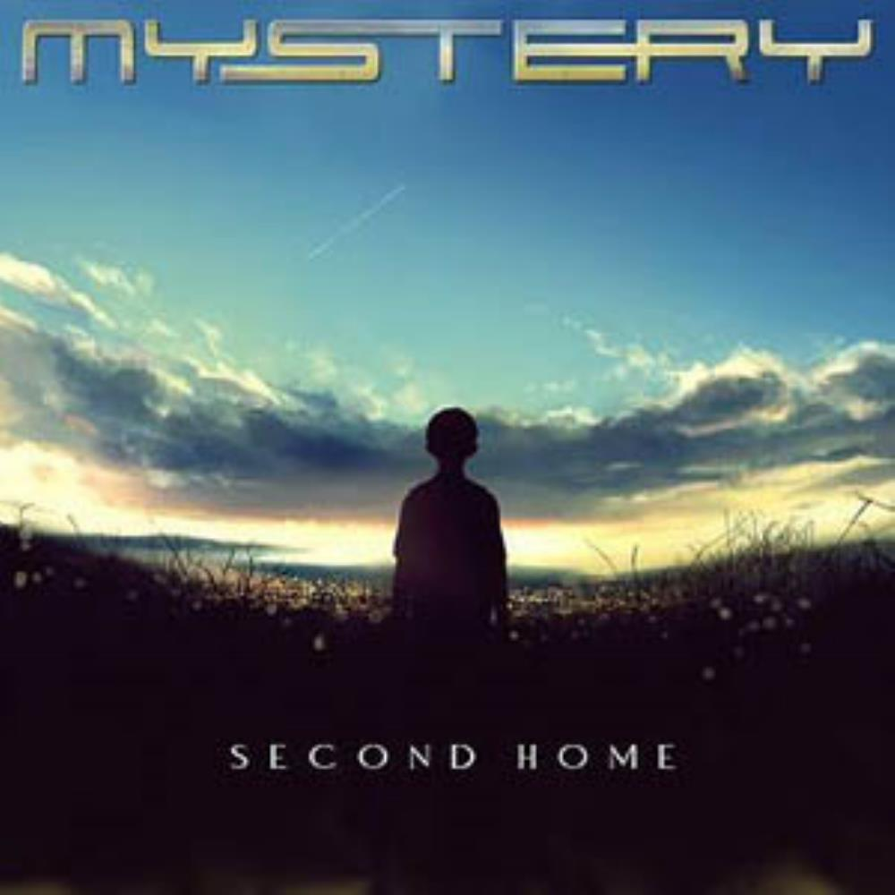 Mystery - Second Home - Live At Prog Dreams V CD (album) cover