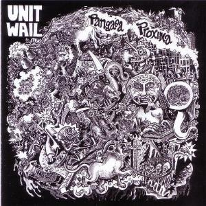 Pangaea Proxima by UNIT WAIL album cover