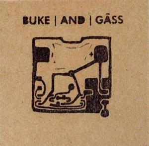 Buke and Gase +/- album cover