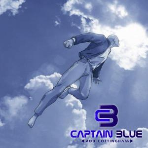 Rob Cottingham Captain Blue album cover