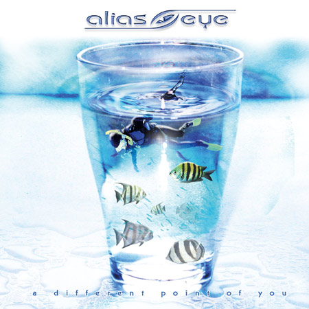 Alias Eye - Different Point of You CD (album) cover