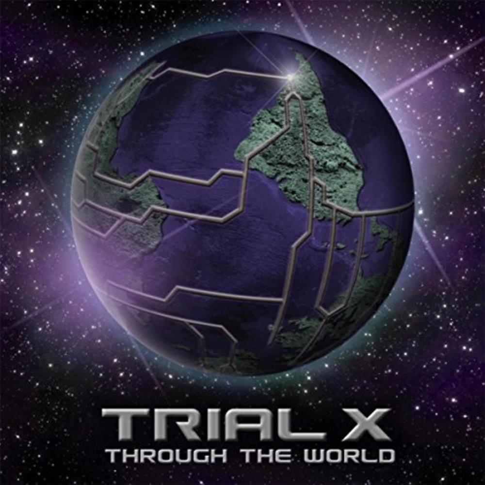 Trial X Through the World album cover