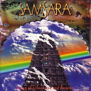 Gandalf Samsara album cover