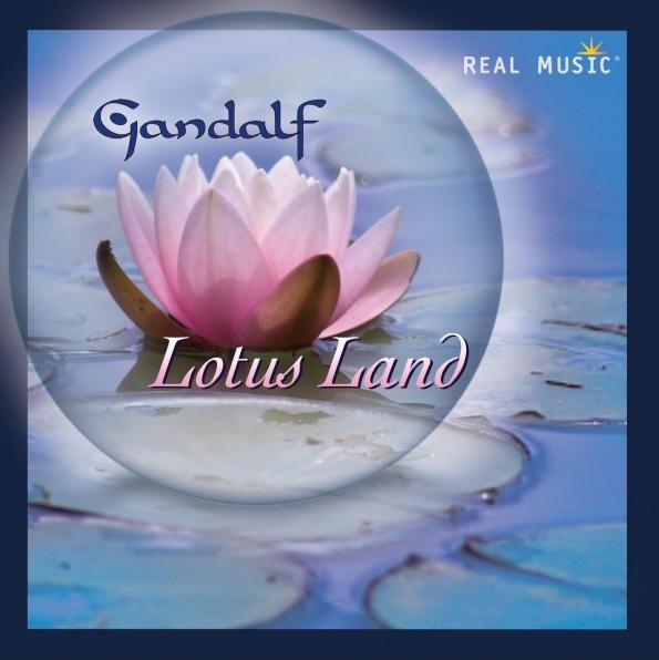 Gandalf Lotus Land album cover