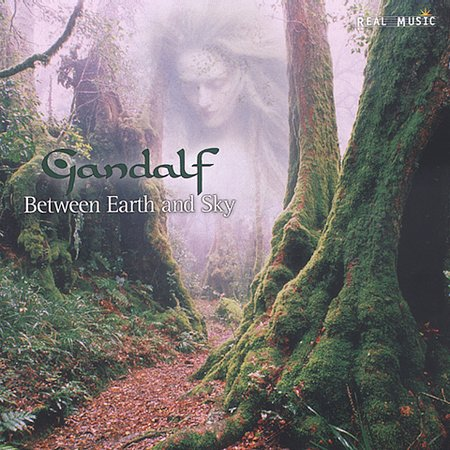 Gandalf Between Earth And Sky album cover