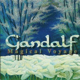 Gandalf Magical Voyage album cover