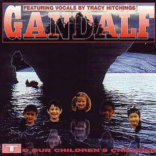 Gandalf - To Our Children's Children CD (album) cover
