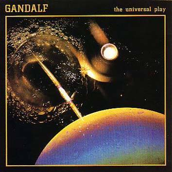 Gandalf - The Universal Play CD (album) cover