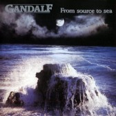 Gandalf - From Source to Sea CD (album) cover