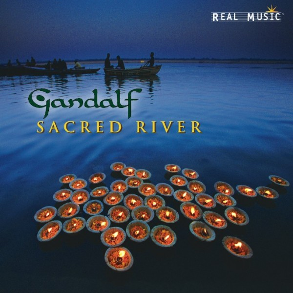 Gandalf Sacred River album cover