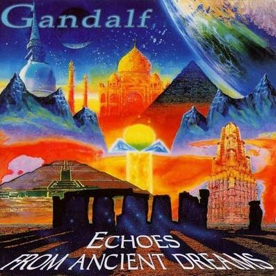 Gandalf Echoes From Ancient Dreams album cover