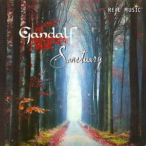Sanctuary by GANDALF album cover