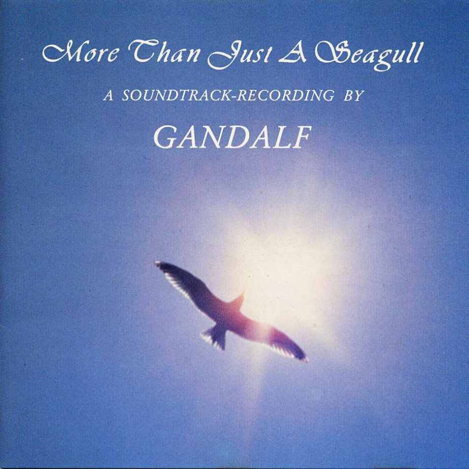 Gandalf - More Than Just a Seagull  CD (album) cover