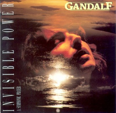 Invisible Power: A Symphonic Prayer by GANDALF album cover