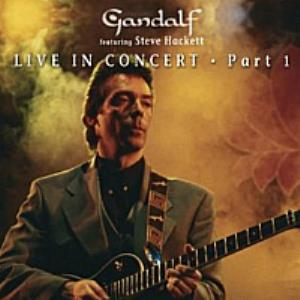 Gandalf Gandalf featuring Steve Hackett - Gallery Of Dreams Live (part 1) album cover