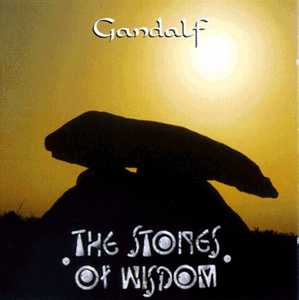 Gandalf The Stones Of Wisdom album cover
