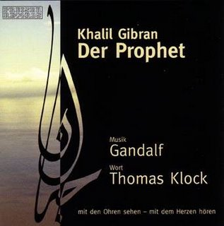Gandalf Der Prophet album cover