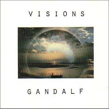 Gandalf Visions  album cover