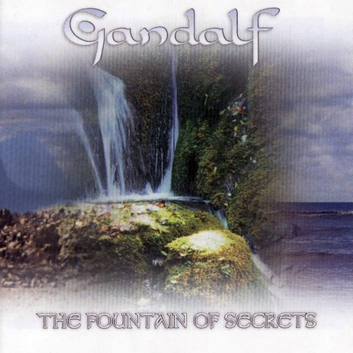 Gandalf The Fountain of Secrets album cover