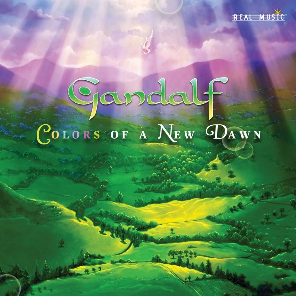 Gandalf Colors Of A New Dawn  album cover