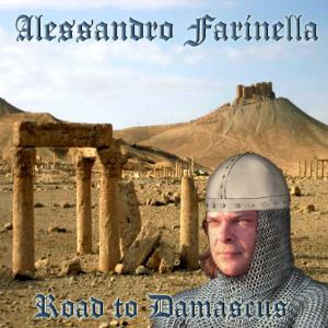 Alessandro Farinella Road to Damascus album cover