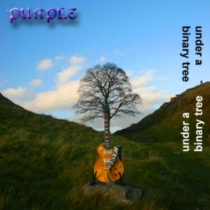 Purple - Under a Binary Tree CD (album) cover