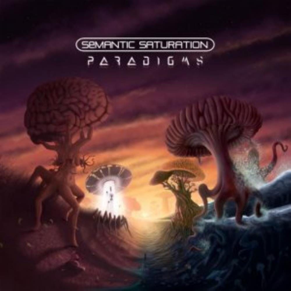 Semantic Saturation Paradigms album cover