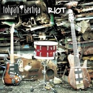 Tohpati Bertiga - Riot CD (album) cover