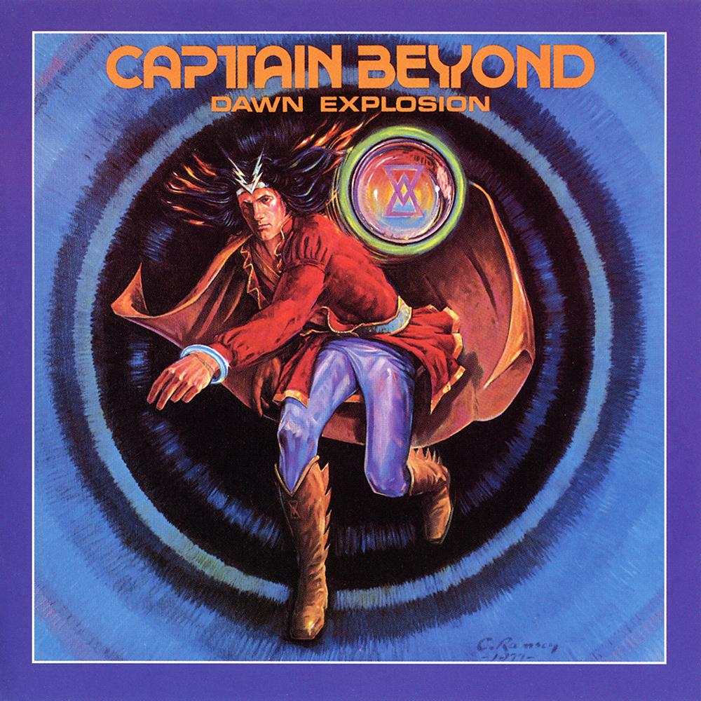 Captain Beyond Dawn Explosion album cover