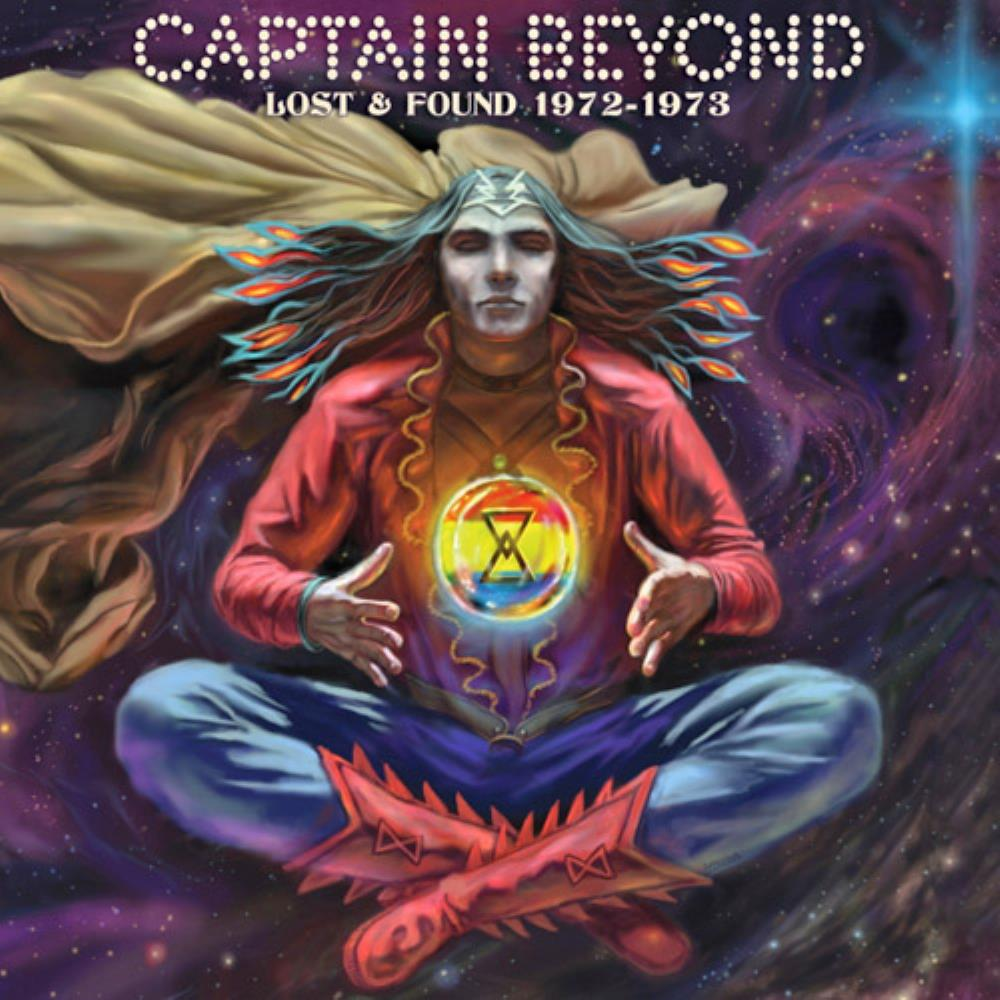 Captain Beyond Lost & Found 1972-1973 album cover