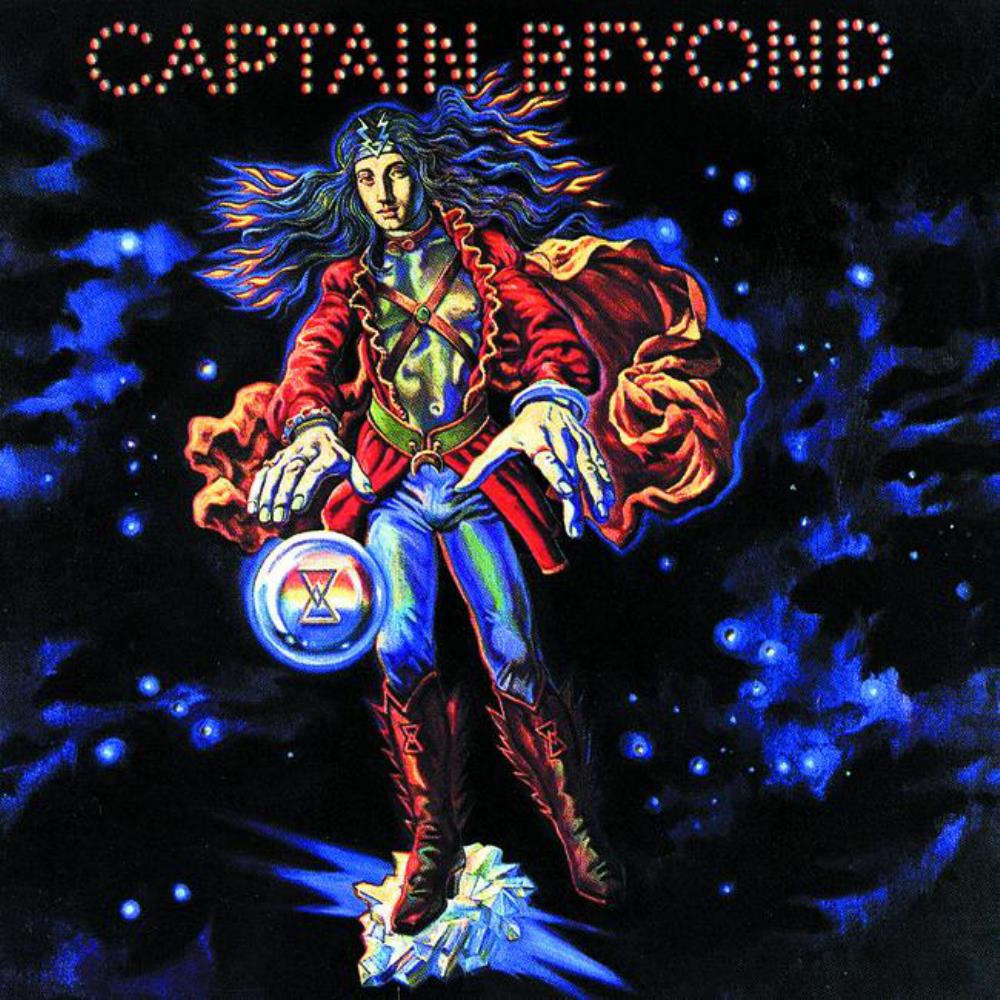 Captain Beyond - Captain Beyond CD (album) cover