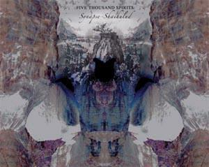 Five Thousand Spirits - Synapse-Shaihulud  CD (album) cover